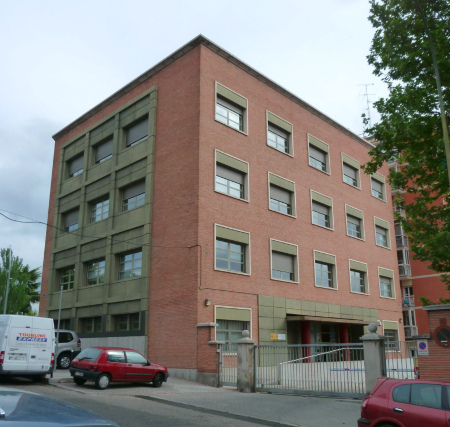 Sede de la CIAIAC en Madrid