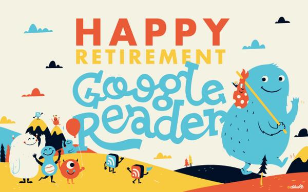 Feliz retirada a Google Reader
