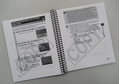 Manual Ixus 65