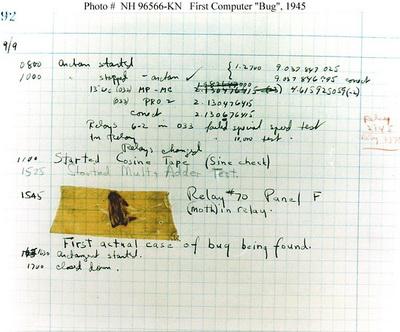 Primer bug, 1945