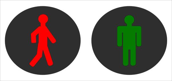 Propuesta de nuevas señales para peatones
