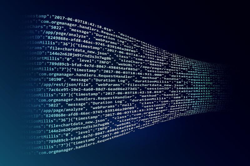 muralla de datos