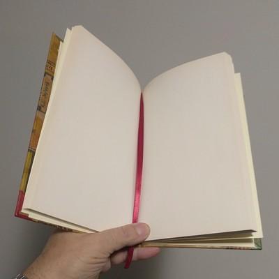 Cuaderno cerrado